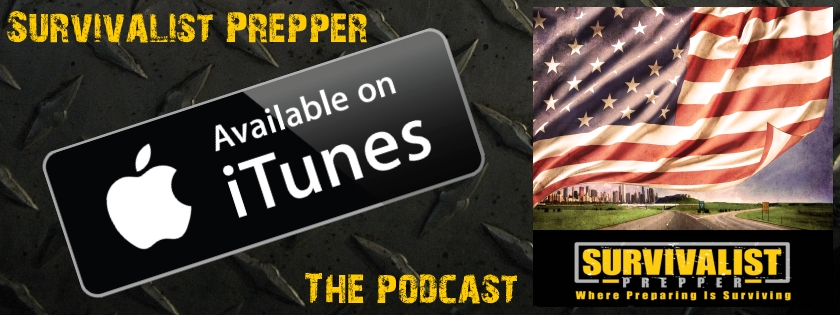 Survivalist Prepper Podcast Slider
