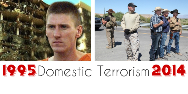 Republicans Are Domestic Terrorists: If You Wear Cammo You're A Domestic Terrorist