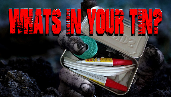 6 Altoids Tin Survival Kit Ideas and Giveaway