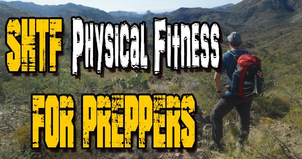 SPP095 Prepper's SHTF Physical Fitness