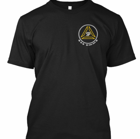 The Preparedness Triangle TShirt from Survivalist Prepper