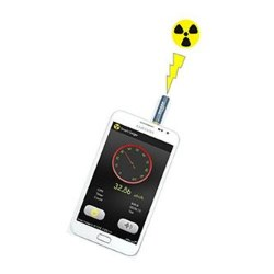 Smart Lab Cell Phone Radiation Counter