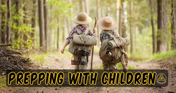 Prepping With Children: Getting The Interested