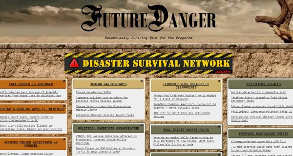 SPP153 Interview With Dan of Future Danger