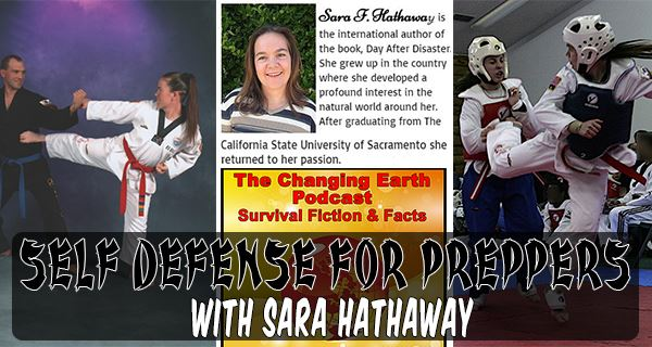 Self Defense for Preppers With Sara Hathaway