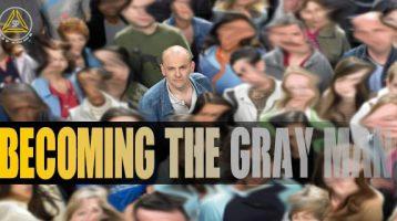 Being the Gray man & Situational Awareness