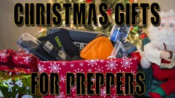 Great Christmas Gift Ideas for Preppers