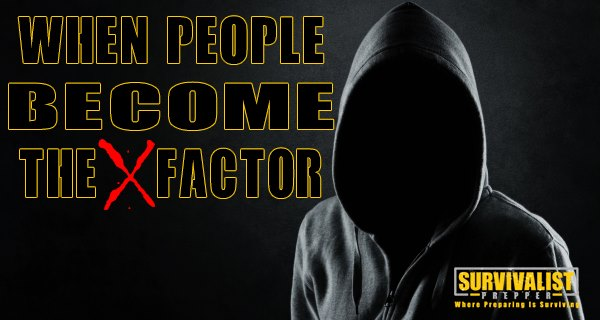 How People Will Become the X Factor in a Crisis