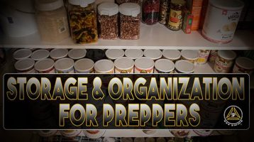 Storage Problems & Solutions for Preppers