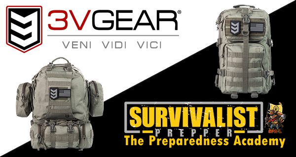 3VGear Bug Out Bag's Interview and Giveaway