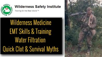 Interview With Kevin From Wilderness Safety Institute