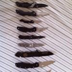 Floding Knives