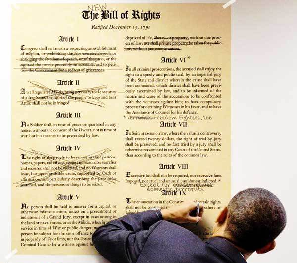 the constitution worth the paper it s written on anymore  does anyone know what the bill of rights are