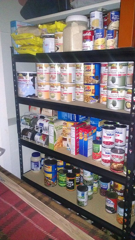 & Short Term Food Storage Free Calculator Download