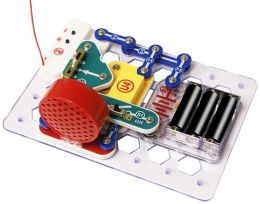 Snap Circuits Radio