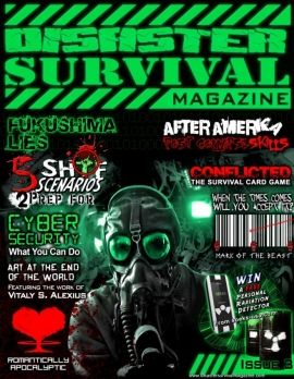 Disaster Survival Magazine And More