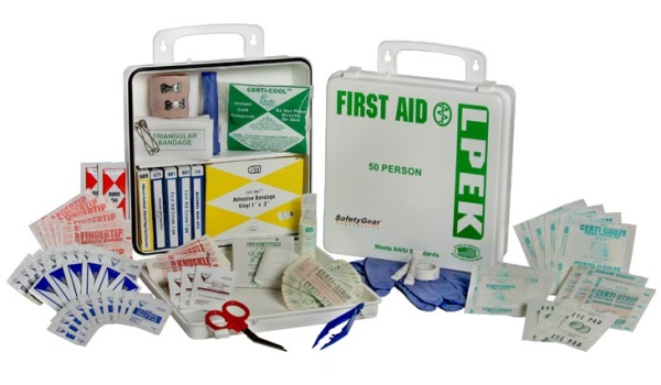 What Should Go In Your First Aid Kit