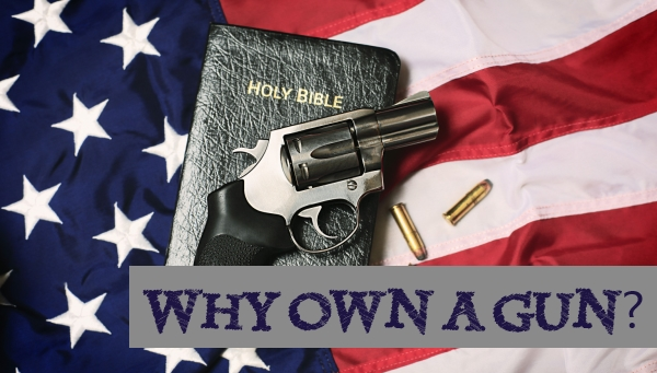 Why Own a Gun Protection and Self Defense
