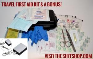 Flu First Aid Kit