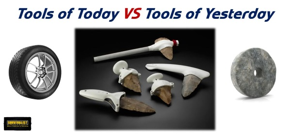 Tools for Survival - Technology VS Nature