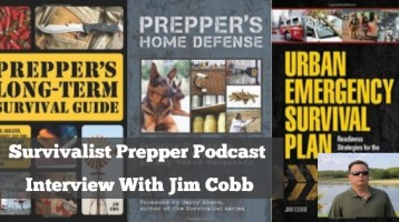 SM014 Urban Survival Interview With Jim Cobb
