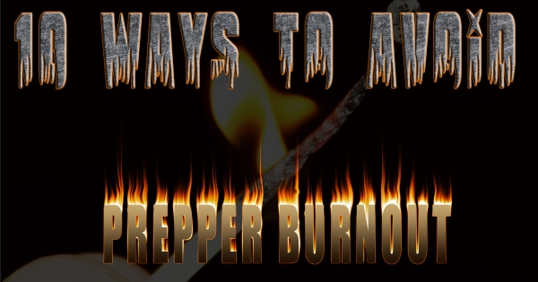 SPP079 Avoiding Prepper Burnout