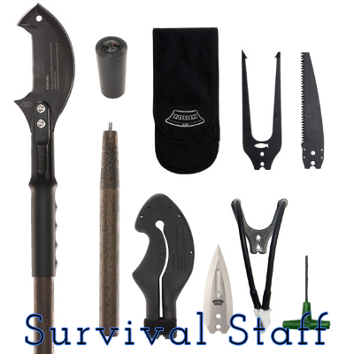 Survival Staff