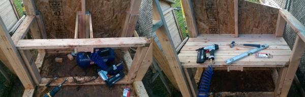 Chicken Coop OSB Walls 600