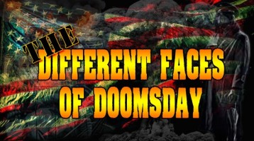 Different faces of doomsday – It's not all gas masks and underground bunkers