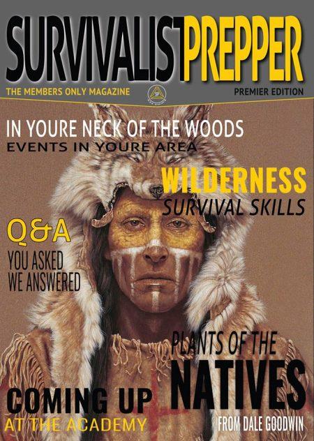 SP Magazine Sample Cover