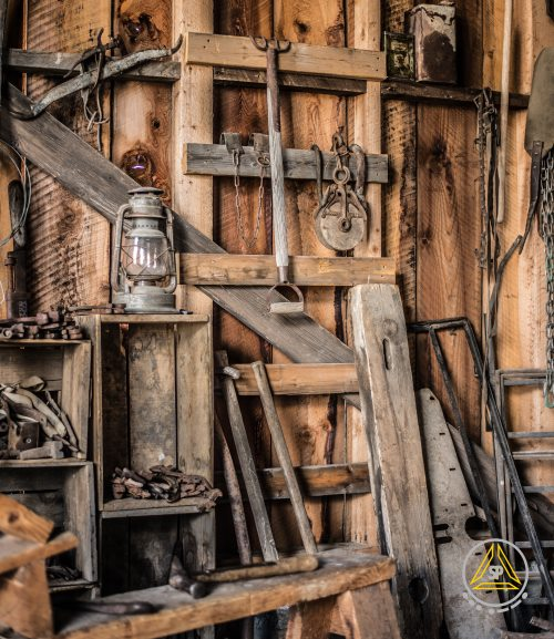 old west tools