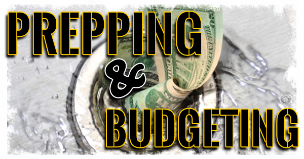 Increase Your Prepping Budget With the Money you Already Have