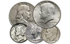 JUnk Silver Coins