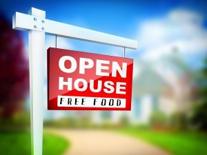 Free Food Open House
