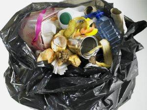 hide your trash