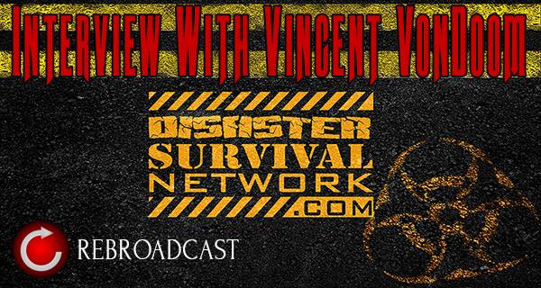 SPP155 Interview With Vincent of Disaster Survival Network