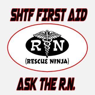 The Survivalist Prepper Podcast Ask the Rescue Ninja