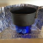 DIY Prepper Stove