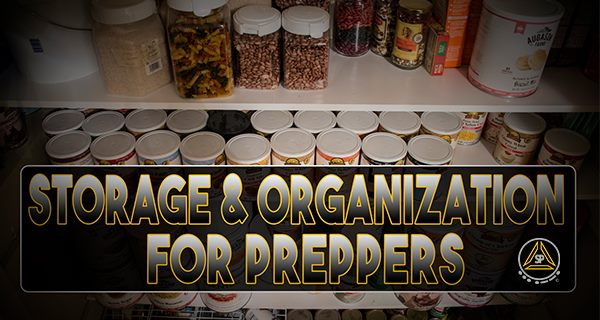 Storage Problems and Solutions for Preppers