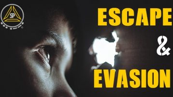 Large and Small Scale Escape & Evasion Tactics for Preppers