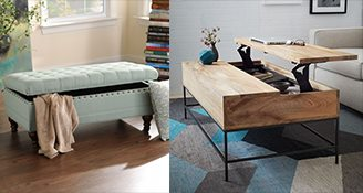 furniture storage ideas