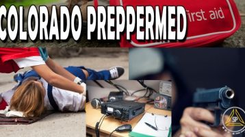PrepperMed Colorado: Survival First Aid, Natural Hazards Awareness, and CQB Room Clearing