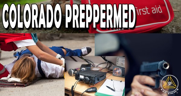 Colorado prepper med course