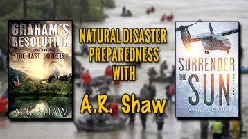 Natural Disaster Preparedness with AR Shaw