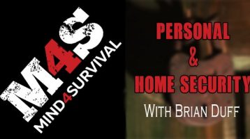 Home & Personal Defense for Preppers