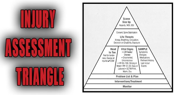 Injury Assessment Triangle