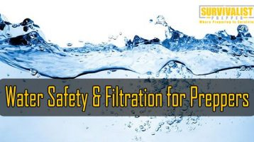 Water Safety & Filtration for Preppers With Kevin Reiter