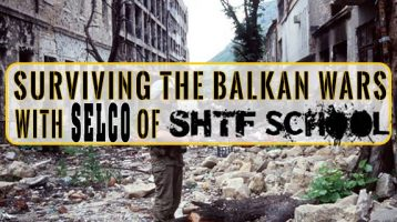 Surviving One Year in Hell: Interview With Selco of SHTFSchool