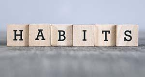 Habits and associations