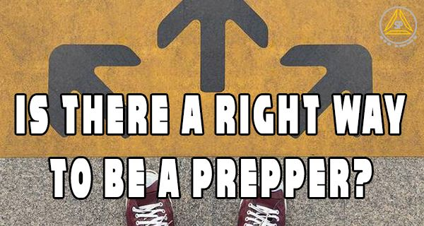 Is There a Right Way to Be a Prepper